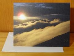 sun in clouds